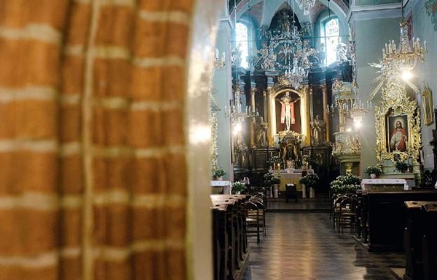 100 lat franciszkanów w Radomsku