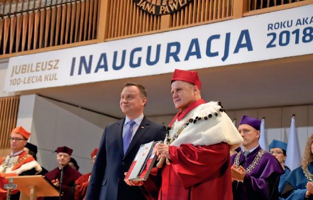 Historyczna inauguracja