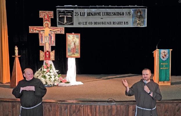 Franciszkański jubileusz