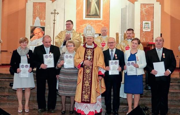 25 lat parafii Miłosierdzia Bożego