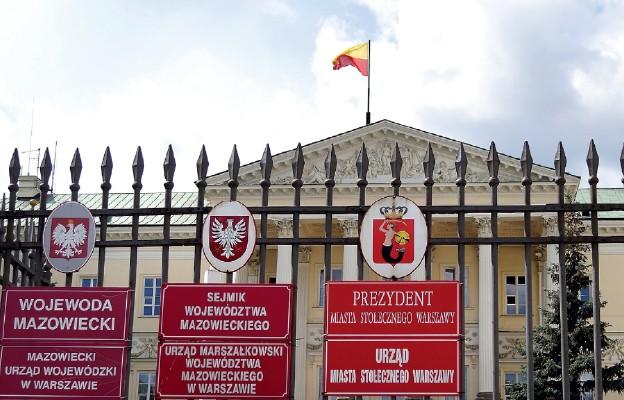 Ujarzmiona Europa, ujarzmiona Warszawa