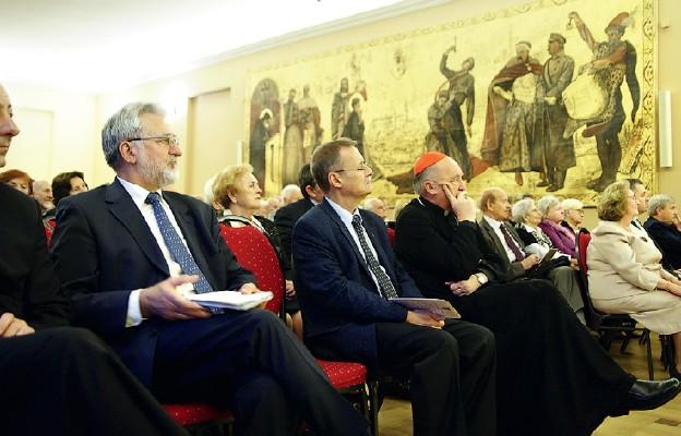 Tryptyk polskiego Kościoła