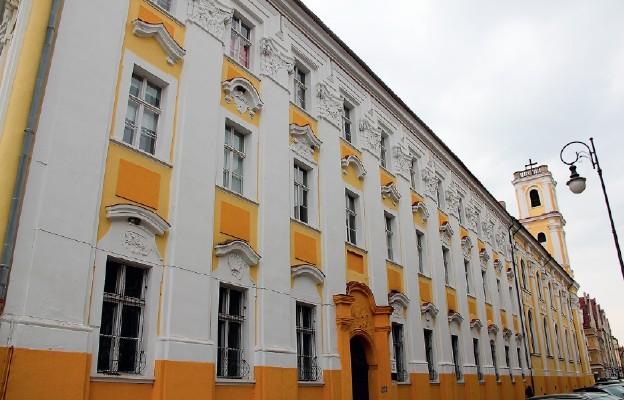 Kolegium i kościół w Głogowie