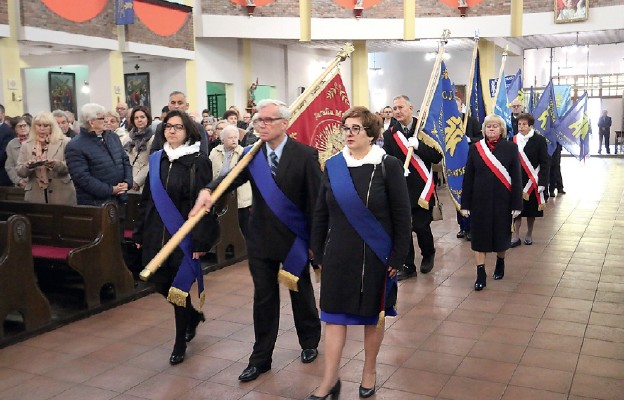 20-lecie Akcji Katolickiej w Oleśnicy
