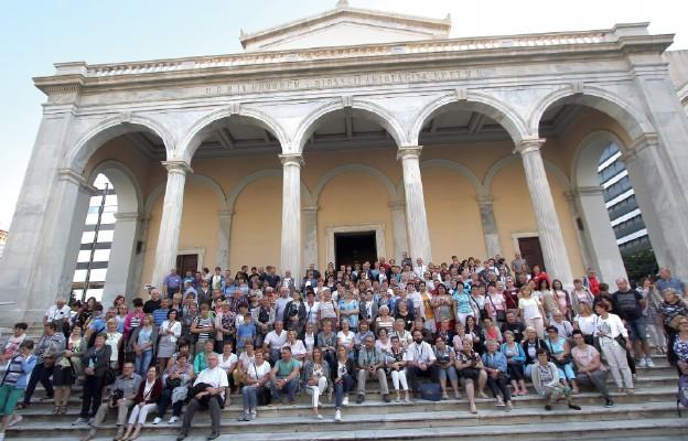 Ze św. Pawłem w Grecji