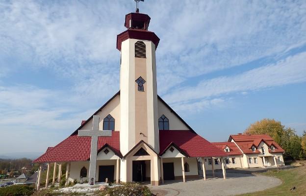 Poświęcenie kościoła w Kamiennej Górze