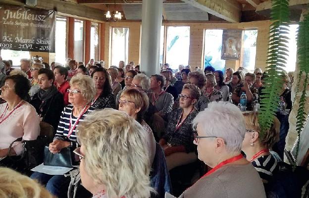 Uczestniczki spotkania chwaliły pomysł i sposób prowadzenia dnia skupienia dla kobiet