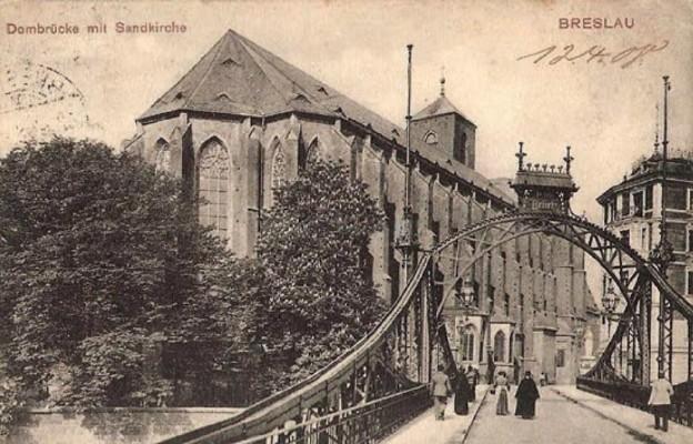 Jaki był Wrocław przed stuleciem