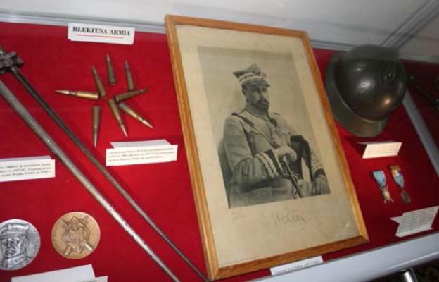 """Fragmenty jubileuszowej wystawy """"Wybicie na niepodległość"""""""