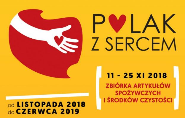 "KSM: 11 listopada rusza akcja ""Polak z Sercem"""