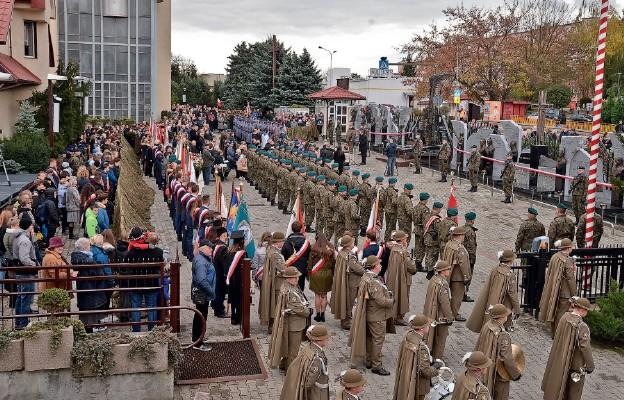 Pomnik Pamięci Narodowej w Jarosławiu