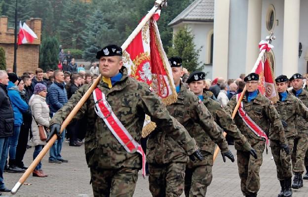 Polska Bogiem silna