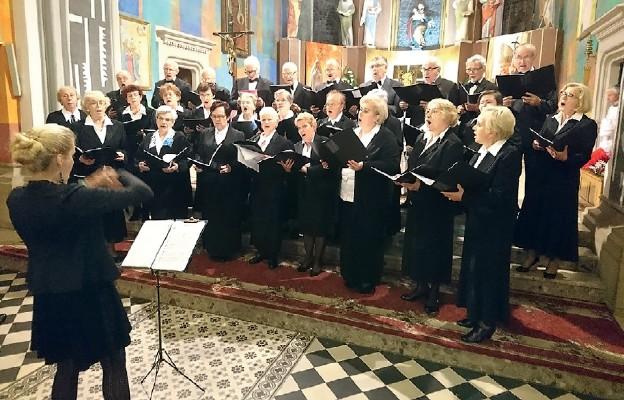 20-lecie chóru Oremus