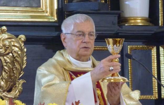 Kielich jubileuszowy dla parafii wMiłkowie