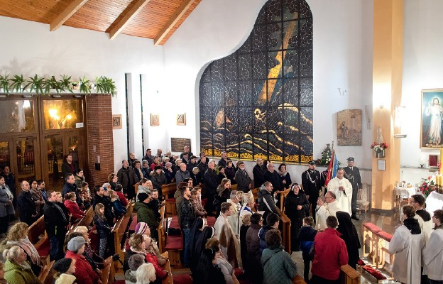 Pełne miłosierdzia uroczystości w Niechorzu
