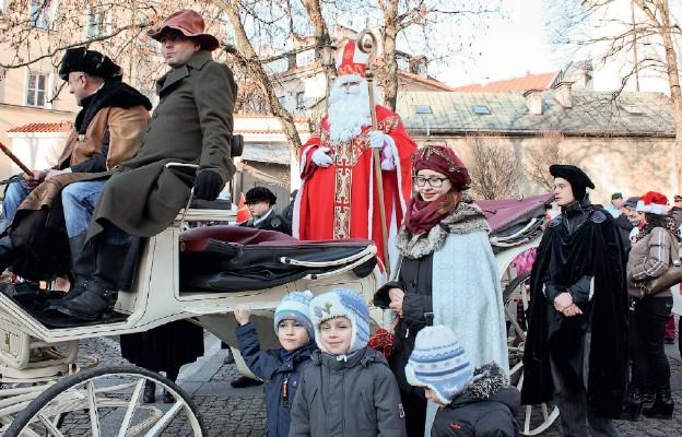 Orszak św. Mikołaja