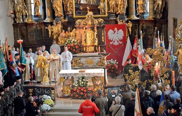 Bolesławiec świętował niepodległość
