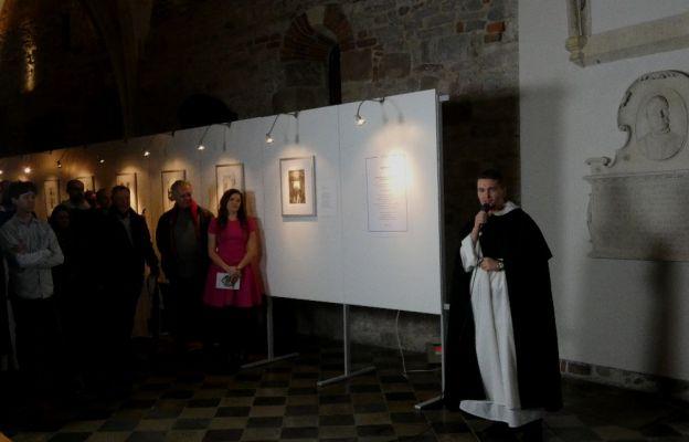 Kraków: wystawa prac o. Jacka Hajnosa OP -