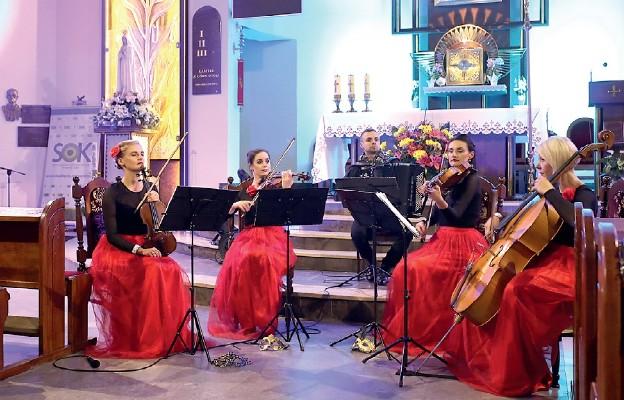 Koncert w kościele MBKP w Nowej Dębie