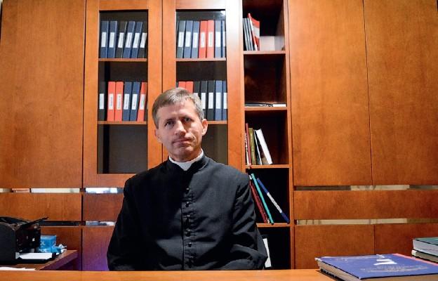 Kapłan jest sługą