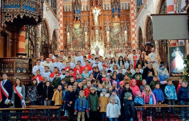 95 lat parafii salezjańskiej