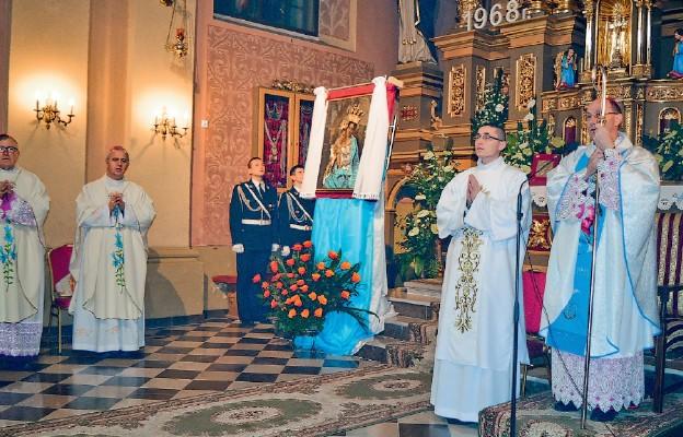 Prymas Polski upiekoszowskiej Matki Bożej Miłosierdzia