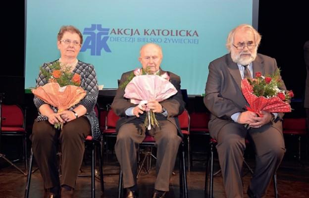 Wręczyli medale za uświęcanie świata