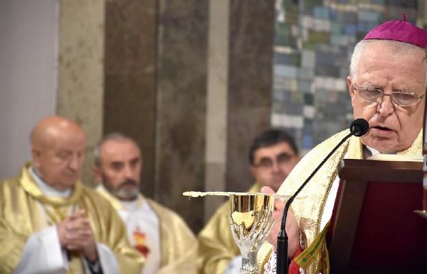 Arcybiskup irycerze