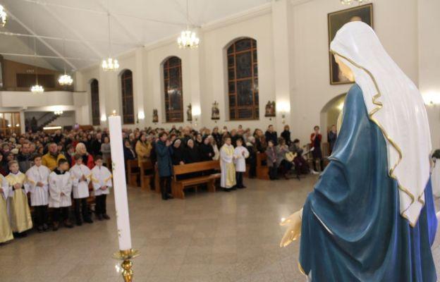 Uczestnicy spotkania modlili się za swoje rodziny i o dar wiary dla tych, którzy ją utracili