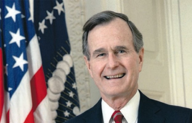 George Herbert Walker Bush, jak podkreślają jego przyjaciele, znajomi, ale też konkurenci polityczni, był człowiekiem niezwykłego formatu