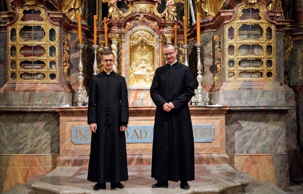 Nowi diakoni diecezji