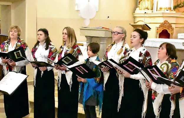 Koncert Cecyliański w Biłgoraju