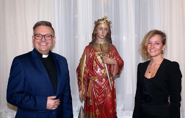 Św. Barbara w Saturnie
