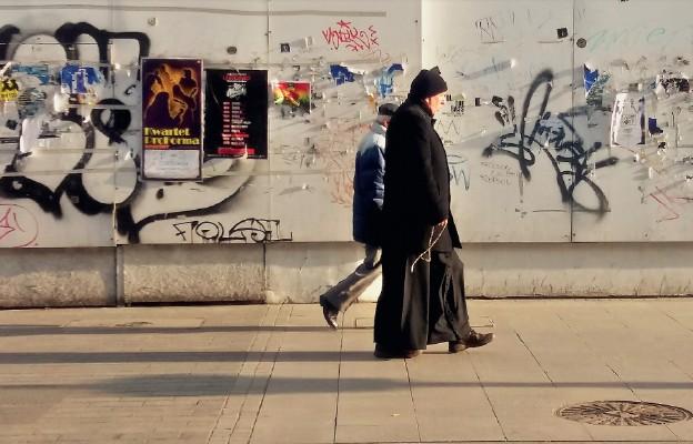 Miłosierdzie na spacerze