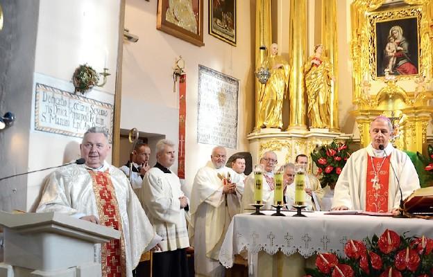 Jakubowy kościół świętował 400 lat konsekracji