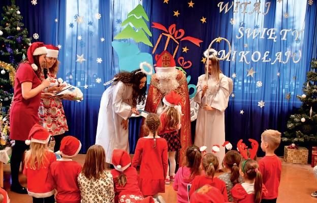 Mikołajowa radość niech trwa