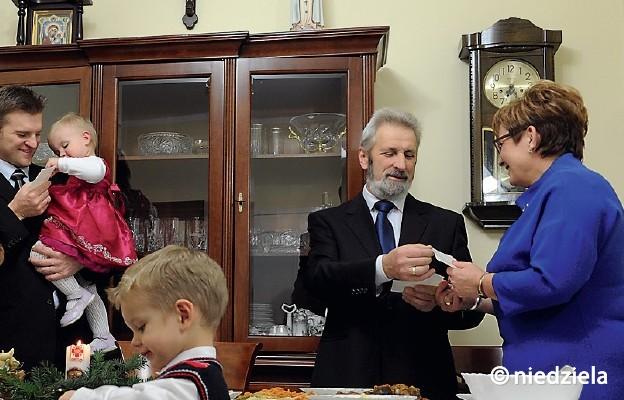 Boże Narodzenie w rodzinie chrześcijańskiej