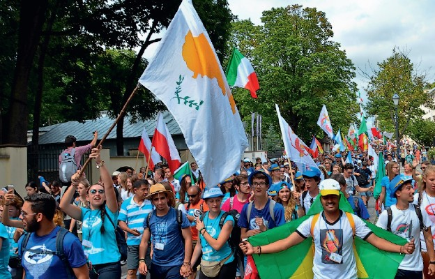 Siewcy nadziei ruszają w Panamie i w Kielcach