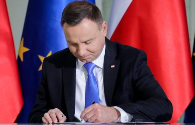 Prezydent powołał Justynę Kotowską do państwowej komisji ds. pedofili