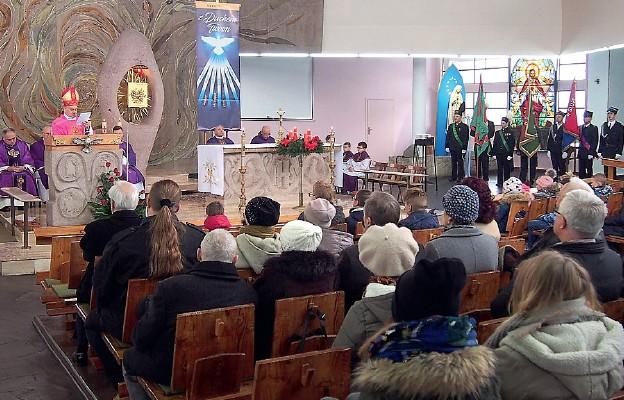 60 lat parafii w Drogomyślu