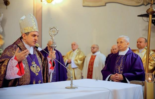 Obfite lata posługi kapłańskiej