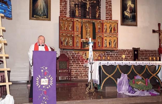 Parafia pw. NMP Bolesnej w Pyrzycach