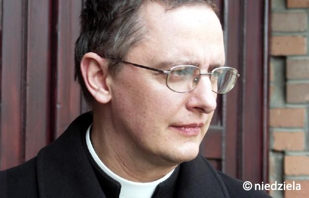 Ks. prof. dr hab. Piotr Tomasik
