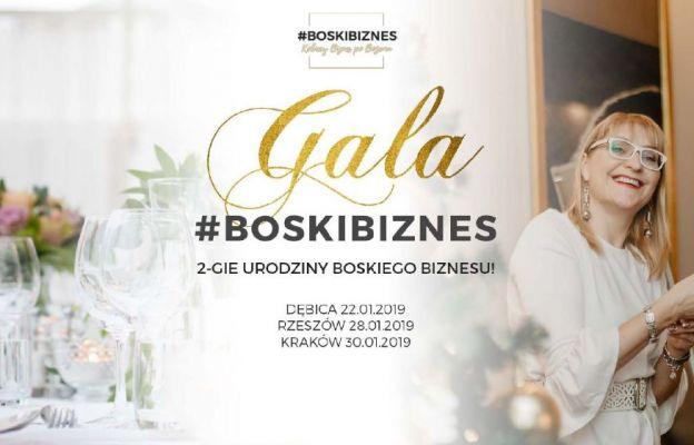 2. urodziny Boskiego Biznesu w Dębicy, Rzeszowie i Krakowie!