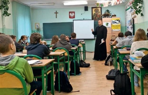 Praktyki katechetyczne kleryków WSD w Częstochowie