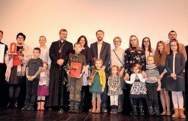 Nagroda św. Maksymiliana dla Anny Ficoń