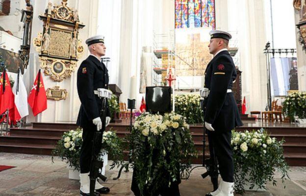 Gdańsk: Msza św. pogrzebowa śp. prezydenta Pawła Adamowicza