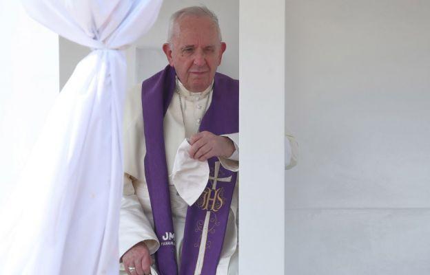 Papież w Środę Popielcową: