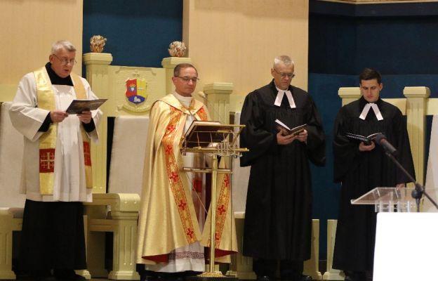 Nabożeństwo ekumeniczne w kościele Ducha Świętego w Zielonej Górze zakończyło Tydzień Modlitw o Jedność Chrześcijan w naszej diecezji