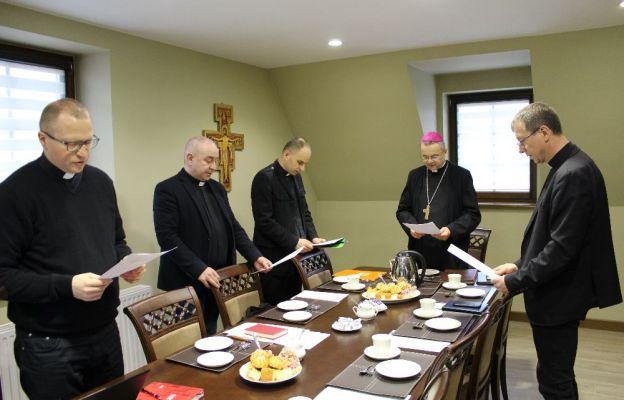 Spotkanie Komisji Koordynacyjnej Synodu